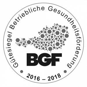 BGF Logo schwarz-weiß