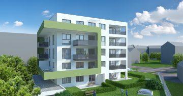 ImBreitwiesergut in der Hasnerstraße 29 werden 20 neue, zentral gelegene Eigentumswohnungen mit Tiefgarage errichten. Sie bieten eine hohe Wohnqualität