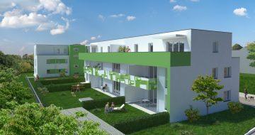 In sonniger Hanglage am Fuße des Punzenbergs in Gallneukirchen werden in Kürze weitere wohnbaugeförderte Eigentumswohnungen errichtet.
