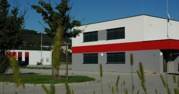 Die Sicherheitsdienststelle (Gemeindebau) in Steyregg wurde im September 2013 fertiggestellt. Dort befindet sich momentan die Polizei Steyregg.