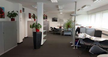 Büro in Linz - Hentschläger Immobilien - Büroräumlichkeit