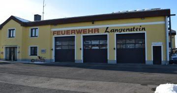 Neubau der Lagerhalle - Freiwillige Feuerwehr Langenstein- Hentschläger Hochbau - Kommunalbau