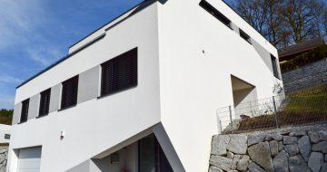Hentschläger Privatbau - Einfamilienhaus in Perg