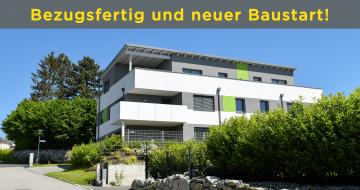 Neue Eigentumswohnungen in Mauthausen