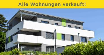 Gewachsene Siedlungsstruktur und herrlicher Fernblick sowie grüne Ruhelage sind nur ein paarbesondere Merkmale dieser schönen Wohnungen in der Bergstraße.