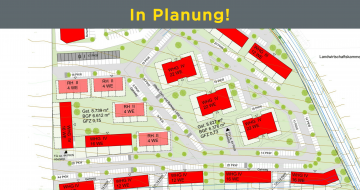 Lageplan Hagenberg
