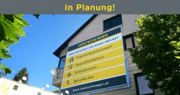 Wohnungen und  Büros in Linz/Urfahr-Hentschläger Immobilien