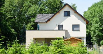 Einfamilienhaus Langenstein - Hentschläger Privatbau