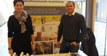 Lehrbetriebs-Nachmittag in Hagenberg - Hentschläger Bau GmbH