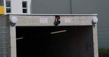 Tiefgaragenplätze im Gusenfeld - Mtl. Miete pro Stellplatz €75 brutto