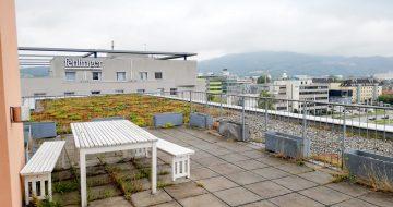 Südtrakt Terrasse