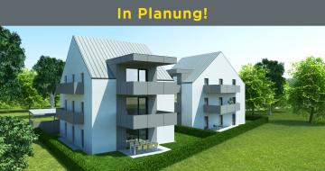 Stadtvilla² - Eigentumswohnungen - 2 Häuser mit je 3 Wohnungen