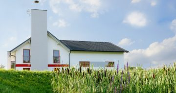 Oberösterreichs schnellst errichtete 2-torige Feuerwehrhaus entstand in Lungitz. Mit der modernsten Ausstattung an heutiger Feuerwehrtechnik.