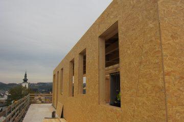 Aufstockung - Innenausbau - Holzdesign - Holzbau - Zimmerei - Zimmerer - Wohnhaus - Wohnraumvergrößerung - Penthouse - Mansardenwohnung - Holzhaus - Hausbau
