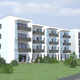 Long Living Langenstein - Eigentumswohnungen - wohnbaugefördert - Eigentumswohnungen in Perg, Langenstein - Hentschläger Immobilien - Wohnen im Eigentum