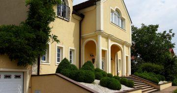 Baufirma in Linz - Wohnhaus Abwinden - Luftenberg - Neubau - Privatbau - Villa - Hentschläger
