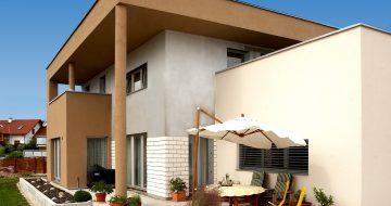 Bauplanung eines Einfamilienhaus in Gallneukirchen - Wohnhaus - Privathaus - Hentschläger Privatbau - Wir bauen Ihr Haus!