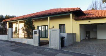 Planung eines Wohnhauses mit Säulen in Leonding - Privathaus - Hentschläger Privatbau - Wir bauen Ihr Haus!