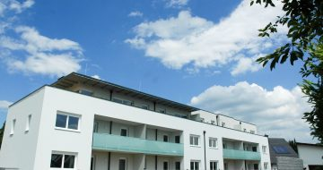 Wohnanlage, Gallneukirchen - Fertiggestellte Projekte - Hentschläger Immobilien - Eigentumswohnung in Gallneukirchen - Wohnqualität - Toplage