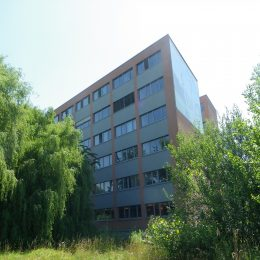 Büro Linz am Winterhafen - Bürogebäude - Hentschläger Immobilien