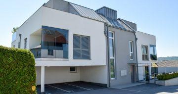 Mehrfamilienhaus Gallneukirchen - Eigentumswohnungen in Gallneukirchen - Hentschläger Immobilien - Baufirma in Langenstein