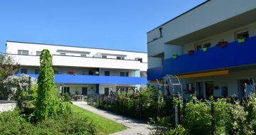 Wohnanlage Kirchdorf