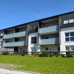 Wohnhaus, Katsdorf - Fertiggestellte Projekte - Hentschläger Immobilien - Gartenwohnung - Wohnung im Eigentum - Wohnqualität - Eigentumswohnung in Katsdorf
