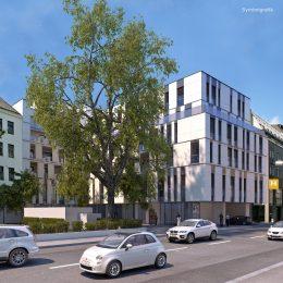 Marienpassage Linz - Fertiggestellte Projekte - Hentschläger Immobilien - Bauträger in Linz - Eigentumswohnung - Wohnen im Eigentum
