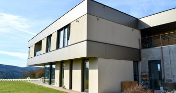 Einfamilienhaus in Puchenau - Hentschläger Privatbau
