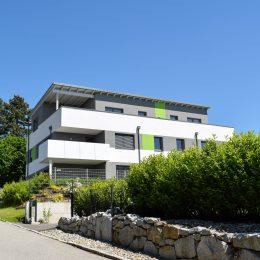 Wohnglück mit Fernblick - Wohnungen in Mauthausen mit Ruhelage