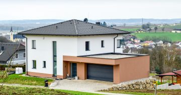 Einfamilienhaus in St. Georgen/Gusen - Hentschläger Privatbau