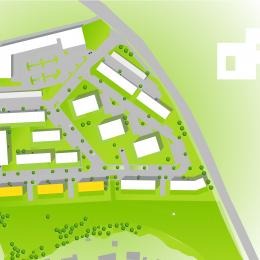 3 Wohnhäuser mit je 12 Eigentumswohnungen 3-4-5 Zimmer Varianten