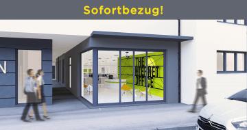 Büros und Geschäftsflächen sowie Lager in der Leonfeldner Straße - Hentschläger Immobilien