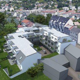 Eigentumswohnungen & Büros in der Leonfeldner Straße - Hentschläger Immobilien GmbH