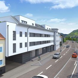 Geschäftsflächen und Büros in Linz/Urfahr - LEON - löwenstarkes Gewerbe - Hentschläger Immobilien