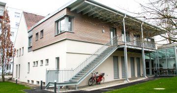 Evangelisch-methodistische Kirche - Hentschläger Bau GmbH - Baufirma in Langenstein