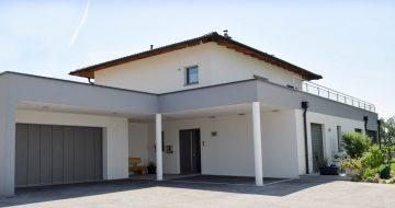 Einfamilienhaus in Luftenberg - Hentschläger Privatbau