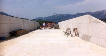 Fahrsiloanlage - Hentschläger Bau GmbH - Landwirtschaftliche Bauten