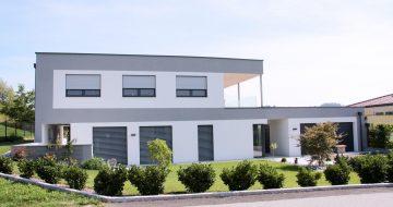 Planung eines Einfamilienhauses in St. Georgen an der Gusen - Privathaus - Hentschläger Privatbau - Wir bauen Ihr Haus!
