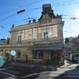 Wohn- und Geschäftshaus direkt im Zentrum von Linz - Hentschläger