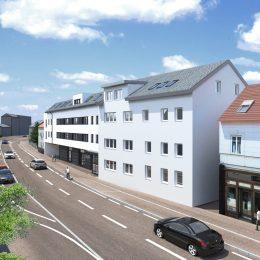 Eigentumswohnungen. Büros und Geschäft in Linz/Urfahr - Hentschläger Immobilien