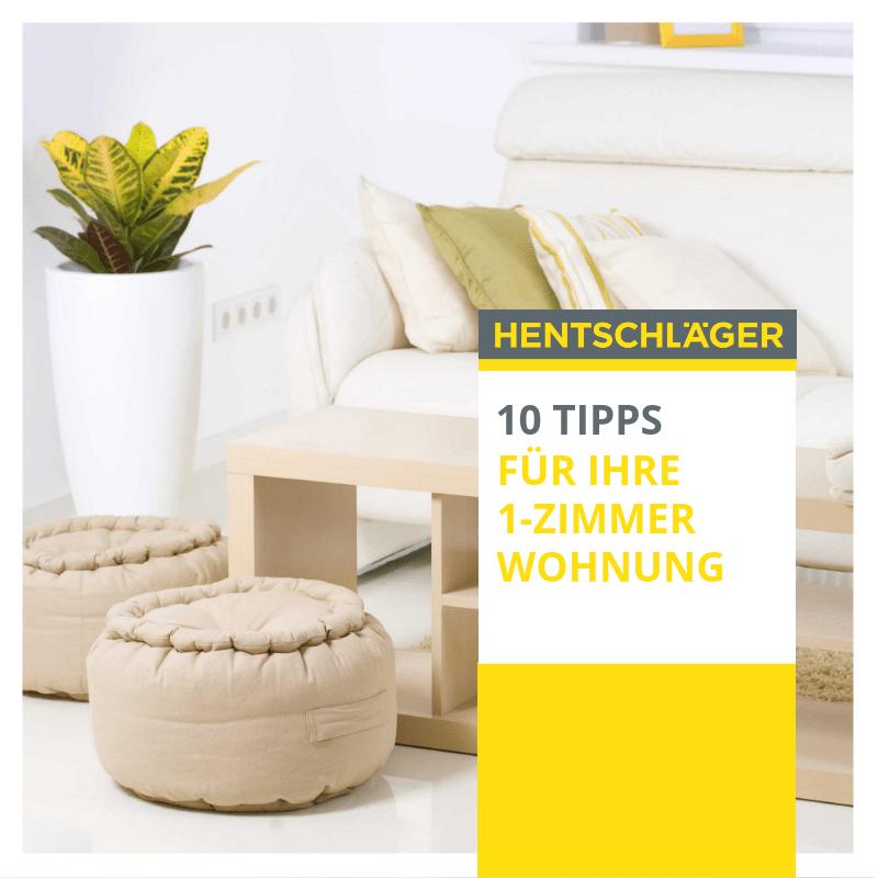 10 tipps f r ihre 1 zimmer wohnung hentschl ger immobilien. Black Bedroom Furniture Sets. Home Design Ideas