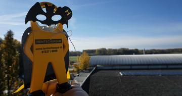 HentschiMan Baustellenrunde von Hentschläger Bau GmbH
