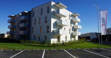 Haselweg - Hentschläger Bau errichtete in Statzing Wohnungen