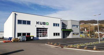 Kubo Bürogebäude - Neubau - Hentschläger Bau GmbH - Baufirma in Langenstein - Hentschläger Bau GmbH - Hochbau - Bauunternehmen Perg