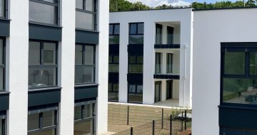 Grünräume am Sonnenhang - Eigentumswohnungen von Hentschläger Immobilien