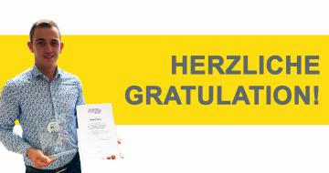 Herzliche Gratulation
