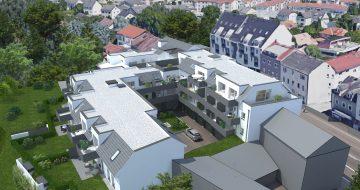 LEON von oben - Hentschläger Immobilien