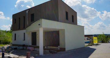 Zweifamilienhaus - Hentschläger Bau