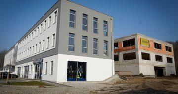 Bürocenter und Garagenpark Ottensheim - Hentschläger Bau GmbH - Bauunternehmen Perg